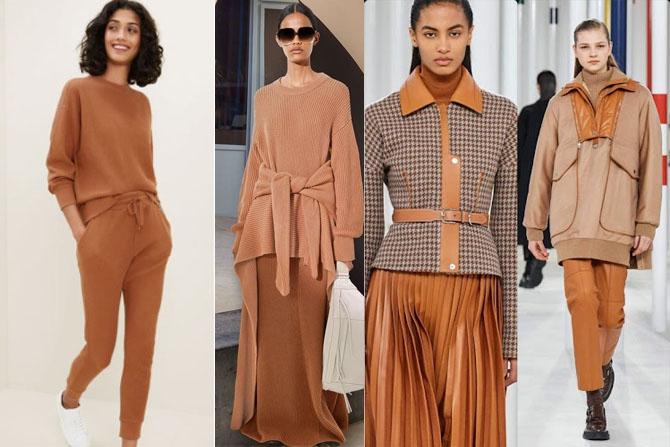Kahverengi ve Tonları Moda